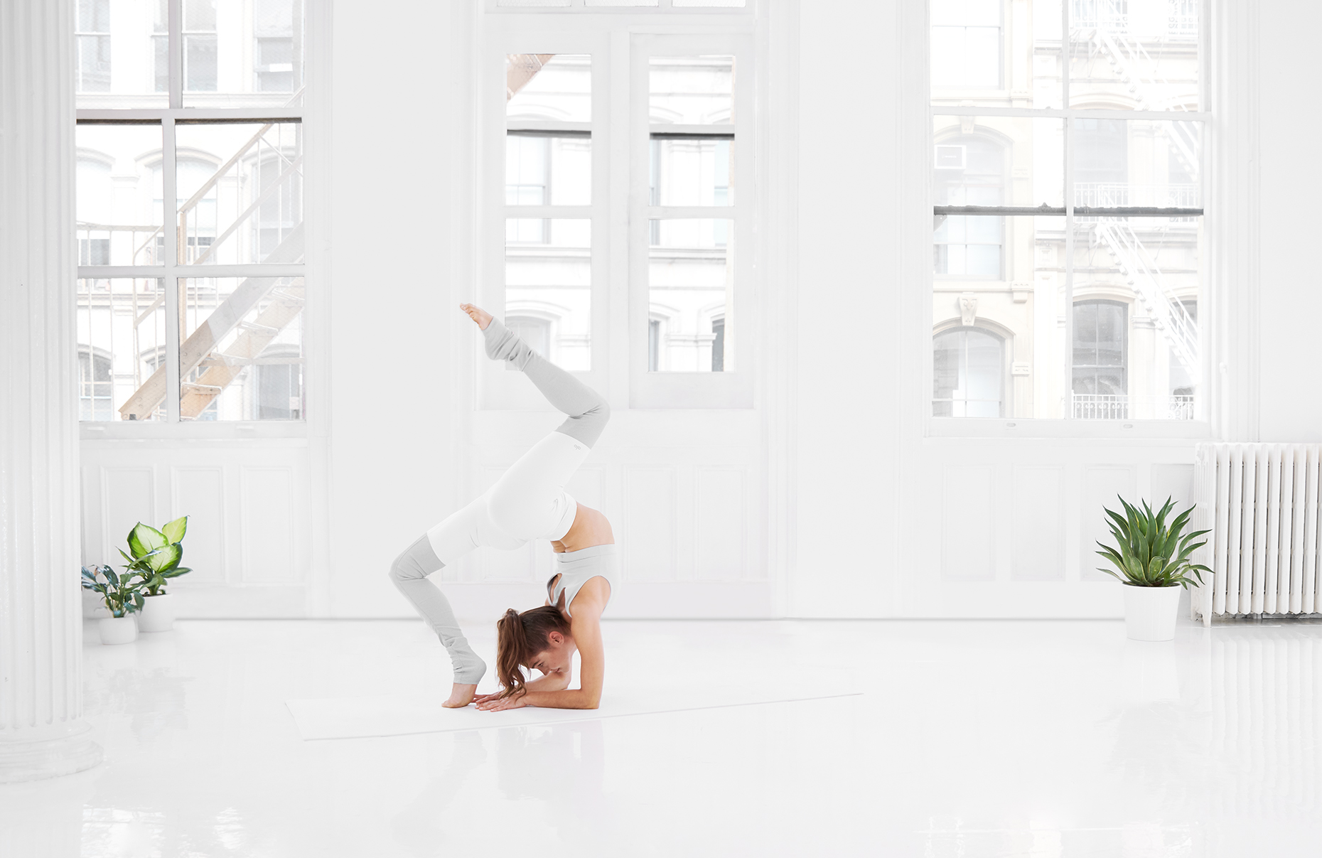 NYC Fitness Yoga Lifestyle Photographer