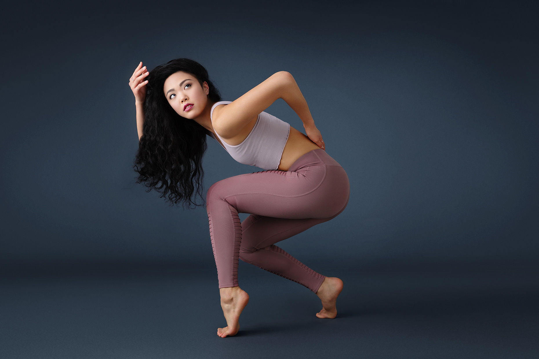 New York Dance Fitness Portrait Photographer
