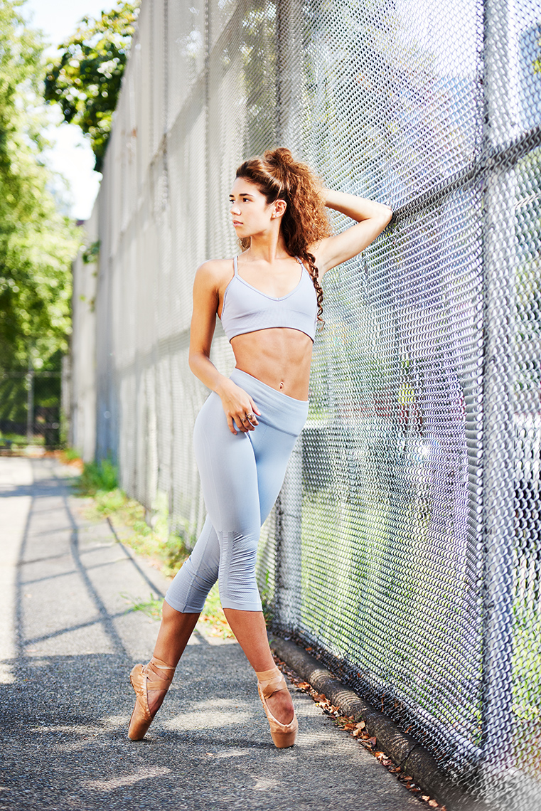NY Dance Fitness Photographer