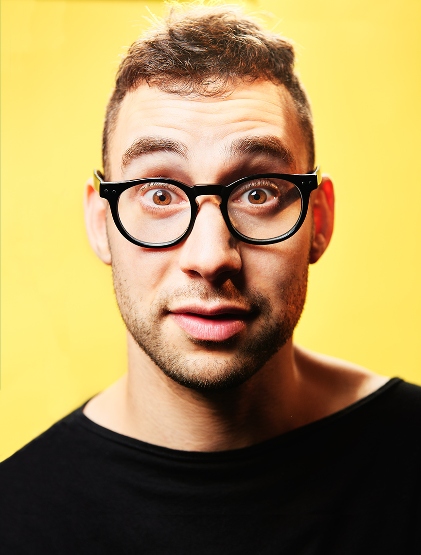 New York Portrait Photographer Jack Antonoff
