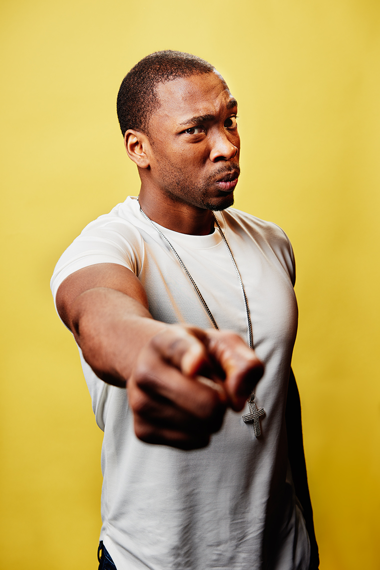 NY Portrait Photographer - Jay Pharoah