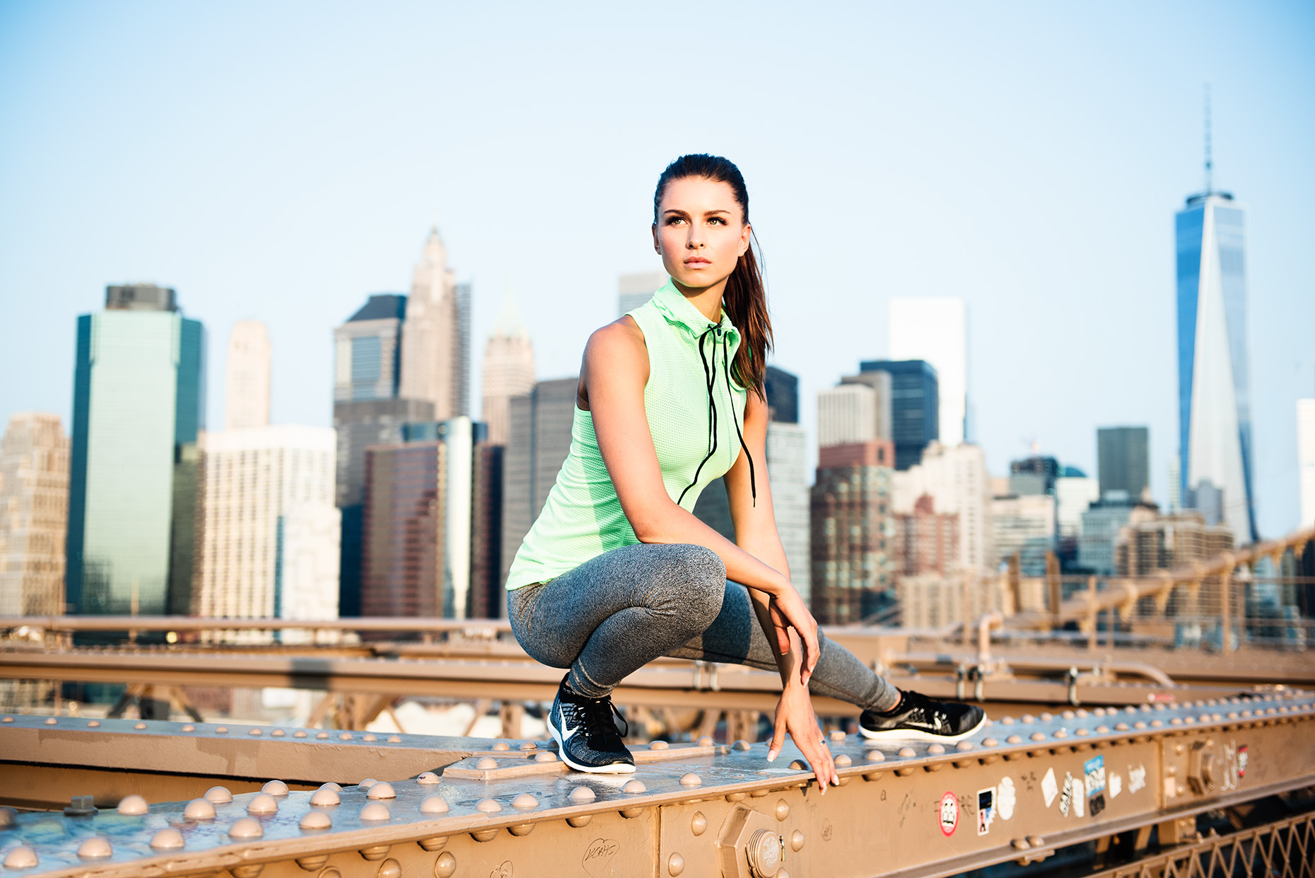 New York Fitness Photographer