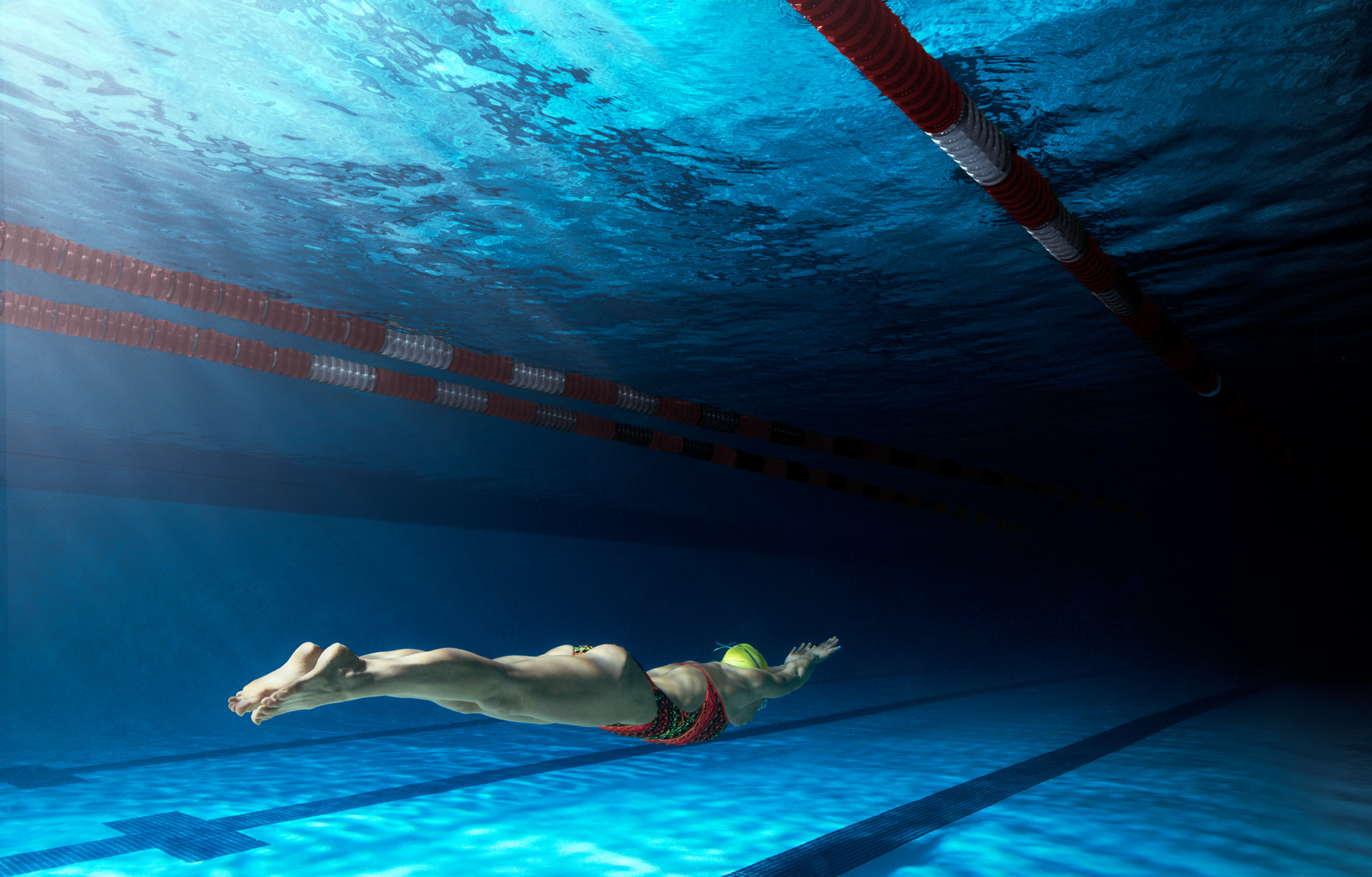 NY Sports Fitness Underwater Photographer