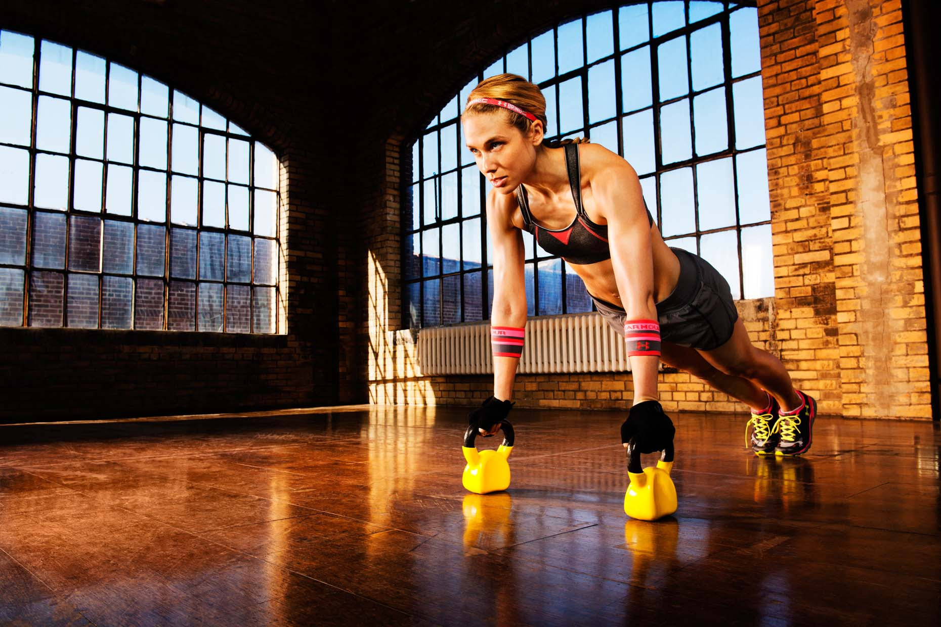 New York Sports Fitness Photography