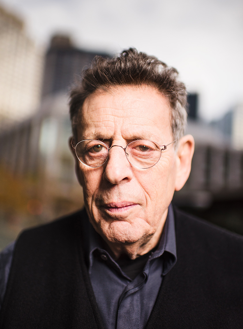 Phillip Glass NY Portrait Photographer