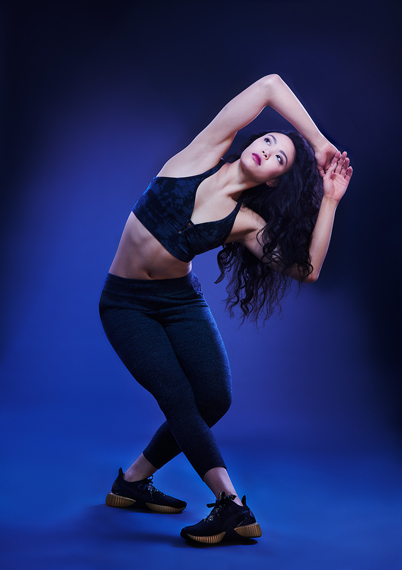 New York Fitness Dance Photographer